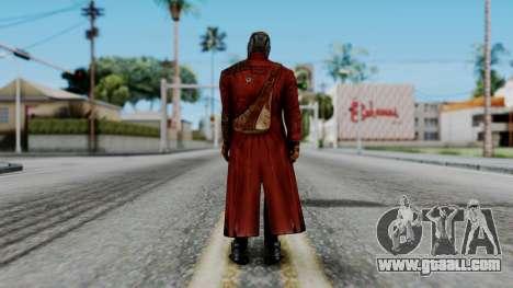 Marvel Future Fight - Star-Lord for GTA San Andreas third screenshot