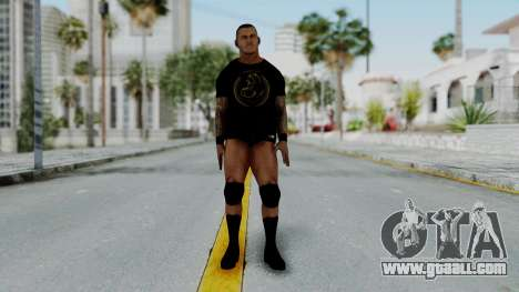WWE Randy 1 for GTA San Andreas second screenshot