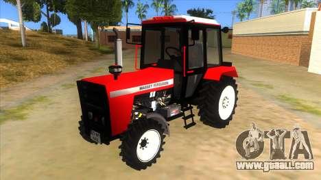 Massley Ferguson Tractor for GTA San Andreas