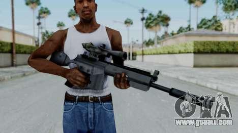 Vice City PSG-1 for GTA San Andreas third screenshot
