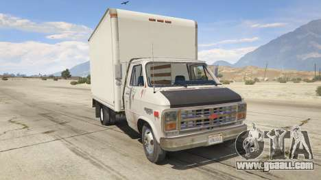 Chevrolet G-30 Cube Truck for GTA 5