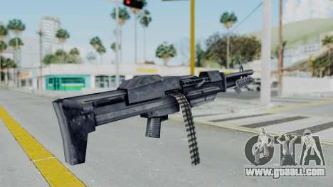 M60 from Vice City for GTA San Andreas second screenshot