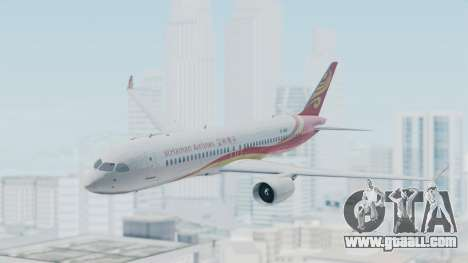 Comac C919 Hainan Airlines Livery for GTA San Andreas