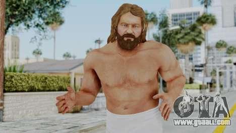 Big John Studd for GTA San Andreas