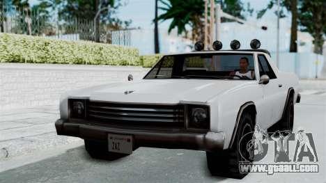 Picador for GTA San Andreas