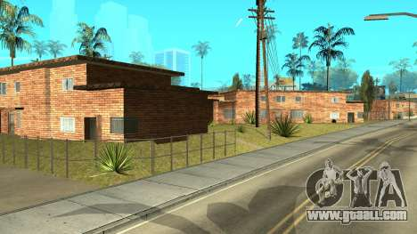 New stash from salions for GTA San Andreas third screenshot