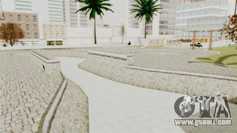 Small Texture Pack for GTA San Andreas fifth screenshot