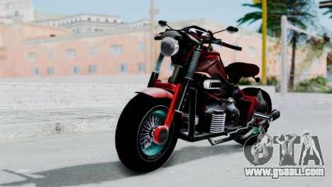 Turbike 3.0 for GTA San Andreas