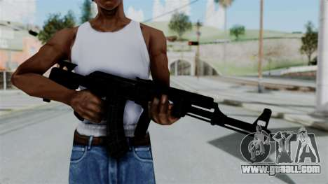 AK-47 Tactical for GTA San Andreas