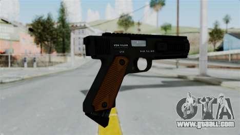GTA 5 AP Pistol for GTA San Andreas second screenshot