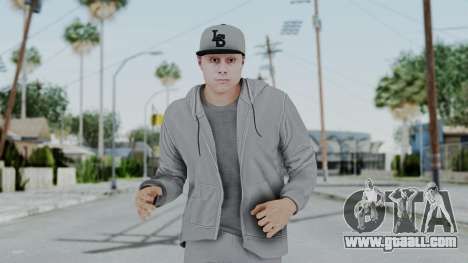 GTA Online - Custom Male Chav for GTA San Andreas