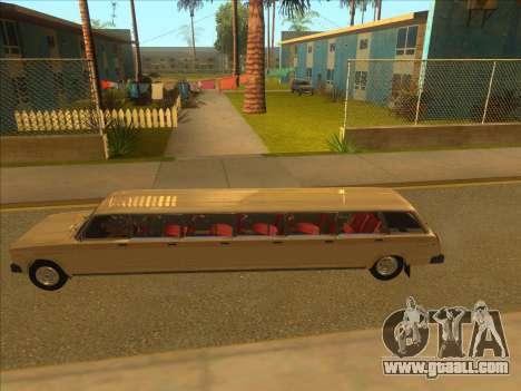 VAZ 2104 13-door for GTA San Andreas left view