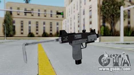 GTA 5 Micro SMG - Misterix 4 Weapons for GTA San Andreas third screenshot