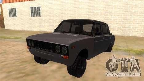 VAZ 2106 Drift Edition for GTA San Andreas
