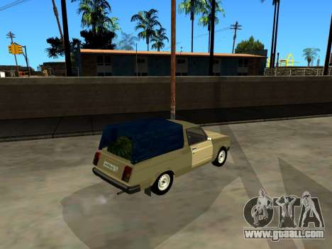VAZ 2104 Pickup for GTA San Andreas back view