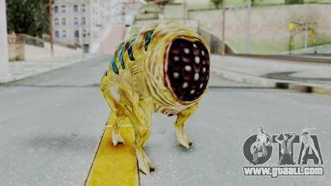 Houndeye from Half Life for GTA San Andreas second screenshot