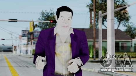 Bully Insanity Edition - MJ for GTA San Andreas