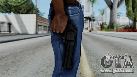 No More Room in Hell - Smith & Wesson 686 for GTA San Andreas third screenshot