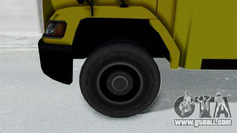 International 3800 for GTA San Andreas back left view