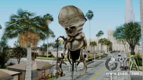Nihilanth (Final Boss) from Half Life for GTA San Andreas