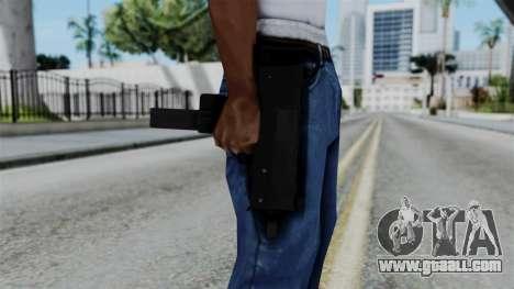 No More Room in Hell - MAC-10 for GTA San Andreas third screenshot