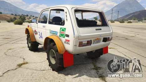 SUV VAZ-2121 for GTA 5