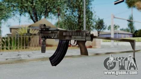 Arma OA AK-47 Eotech for GTA San Andreas second screenshot