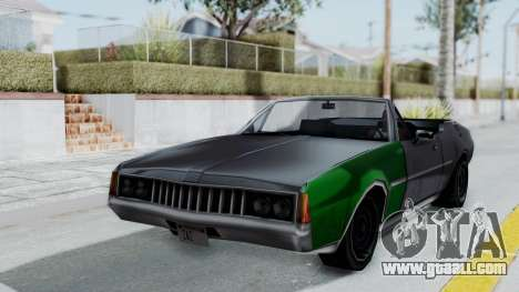 Clover Cabrio for GTA San Andreas