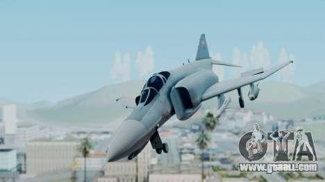 F-4E Phantom II Royal Noord-Hollandian Air Force for GTA San Andreas