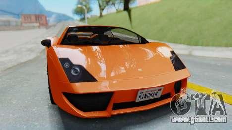 GTA 5 Pegassi Vacca IVF for GTA San Andreas right view