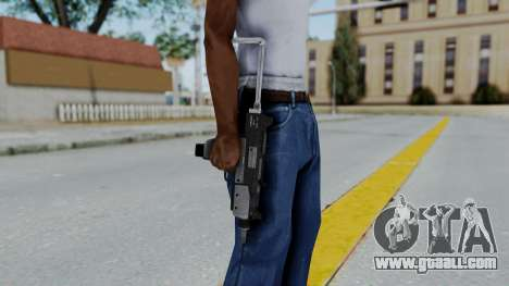 GTA 5 Micro SMG - Misterix 4 Weapons for GTA San Andreas