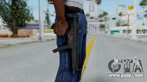 Arma AA MP5A5 for GTA San Andreas third screenshot