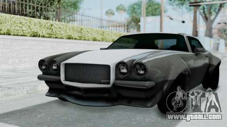 GTA 5 Nightshade for GTA San Andreas