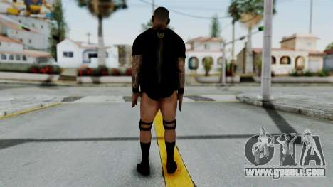 WWE Randy 1 for GTA San Andreas third screenshot