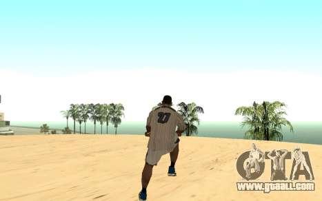Invisibile BMX for GTA San Andreas forth screenshot