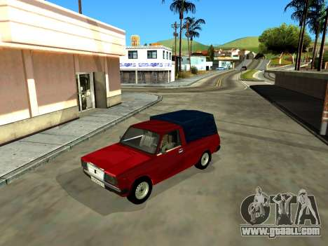 VAZ 2104 Pickup for GTA San Andreas