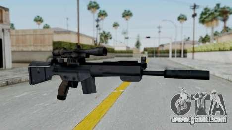 Vice City PSG-1 for GTA San Andreas