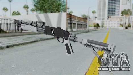 GTA 5 Pump Shotgun - Misterix 4 Weapons for GTA San Andreas second screenshot