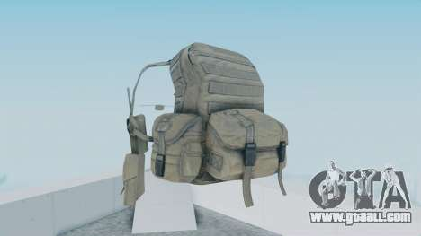 Arma 2 Backpack for GTA San Andreas