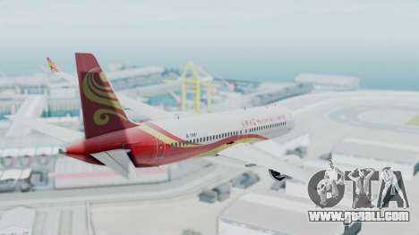 Comac C919 Hainan Airlines Livery for GTA San Andreas right view