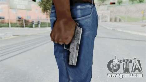 Sig Sauer P226 for GTA San Andreas third screenshot