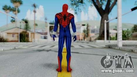 Spider-Man Ben Reilly for GTA San Andreas third screenshot