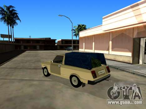 VAZ 2104 Pickup for GTA San Andreas right view