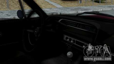 Chevrolet Impala 1964 for GTA San Andreas right view