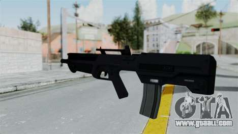 GTA 5 Advanced Rifle for GTA San Andreas second screenshot
