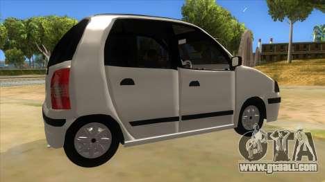 Hyundai Atos 2006 for GTA San Andreas right view