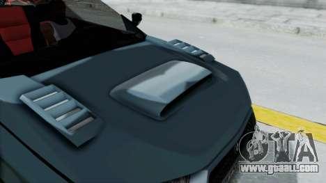 Ikco Dena Tuning for GTA San Andreas right view