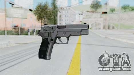 Sig Sauer P226 for GTA San Andreas