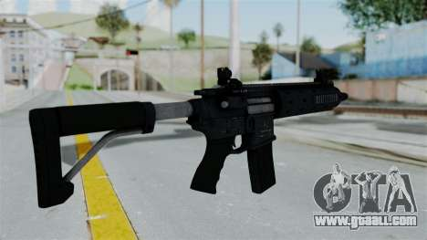 GTA 5 Carbine Rifle for GTA San Andreas second screenshot