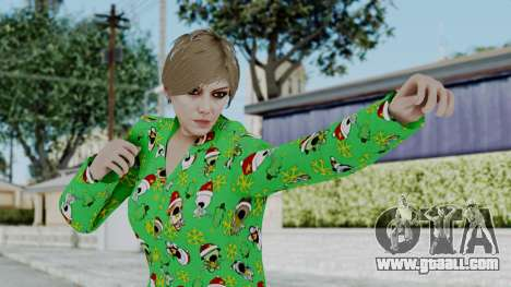 GTA Online DLC Festive Suprice 4 for GTA San Andreas